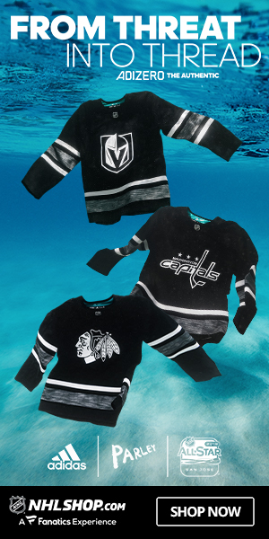 2019 NHL All-Star Jerseys