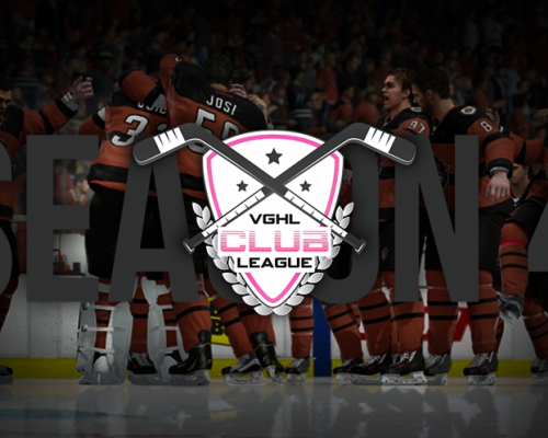 VGHLCLUB S4: New Season, New Format
