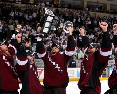 The Bear's journey to the Calder Cup