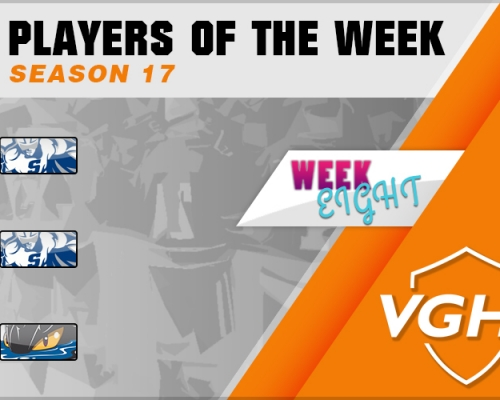 VGAHL S17 Players Of the Week 8