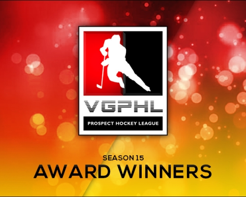 SEASON 15 VGPHL AWARD WINNERS