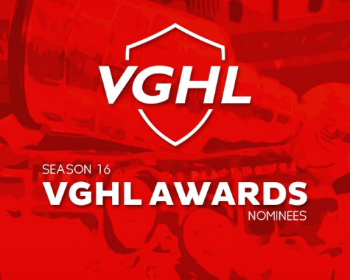 Season 16 VGHL Award Nominees