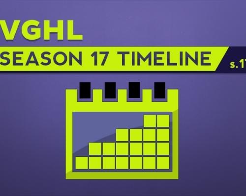 SEASON 17 TIMELINE