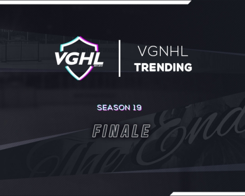 VGNHL TRENDING: S19 Finale