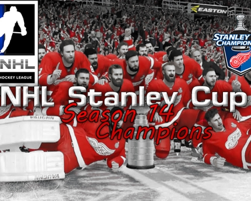 NHL Stanley Cup Champions