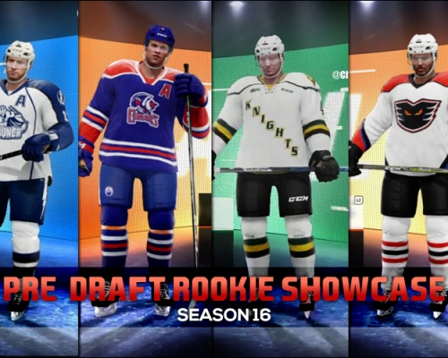 Pre-Draft Rookie Showcase