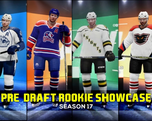 S17 Draft Rookie Showcase