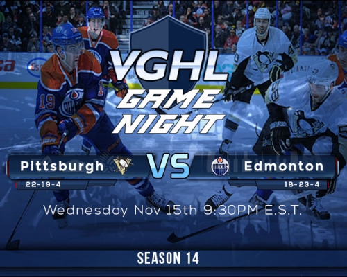 Game Night: Wednesday Edition