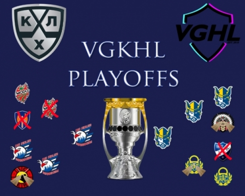 VGKHL Round 2 Recap and Finals preview