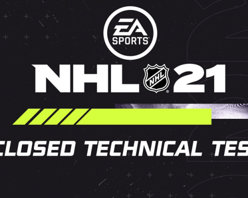 NHL 21: Closed Technical Test