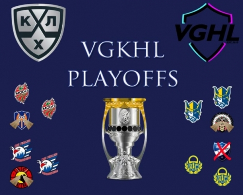 VGKHL: Round 1 recap and Round 2 Preview