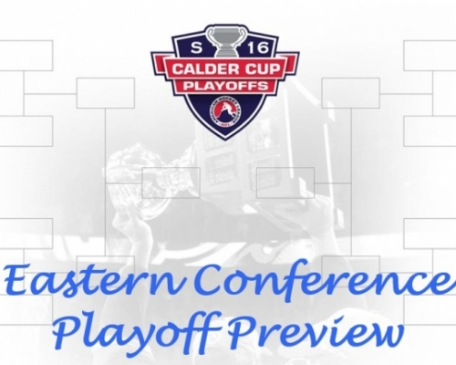 VGAHL Eastern Conference Playoff Preview - Round 1