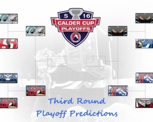 VGAHL Second Round Recap and Third Round Predictions