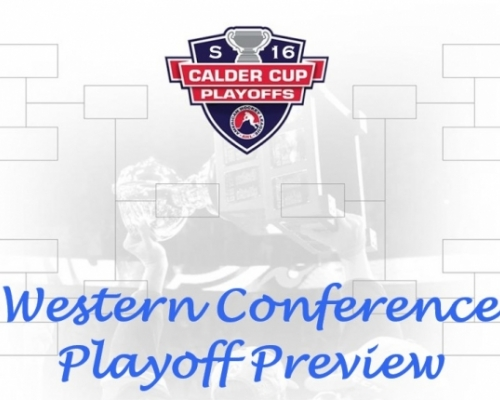 VGAHL Western Conference Playoff Preview - Round 1