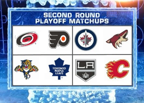 VGNHL Second Round Predictions