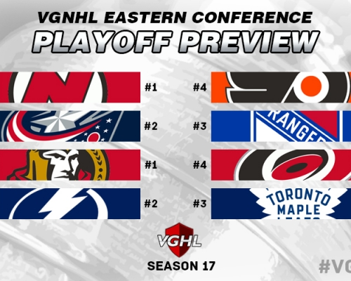 Eastern Conference Playoff Preview