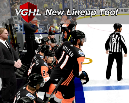 VGHL Lineup Tool & New Rules!