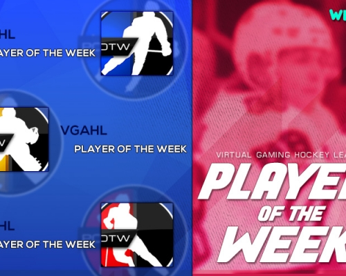 VGNHL Players Of The Week
