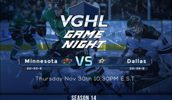 Game Night Thursday Edition