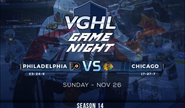Game Night: Sunday Edition