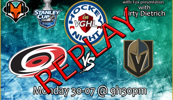 Hockey night in vghl REPLAY !: SJ VS PHI