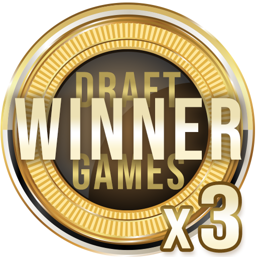 VGDHL Draft Games Winner x3