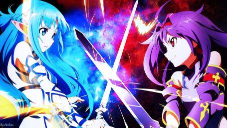 Asuna vs Yuuki.jpg